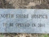 time-capsule, buried in the Hospice garden